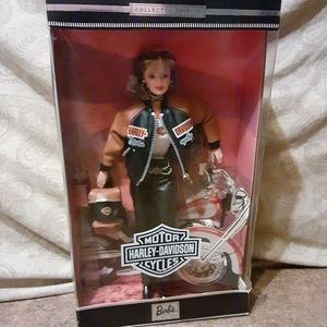 Harley-Davidson Barbie Doll Barbie Collectibles Co